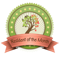 Resident of the Month Banquet