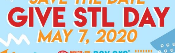 Give STL Day is May 7th